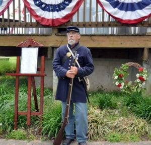 The Black Diamond Disaster Weekend, An American Civil War Event Occurring at St. Clement's Island Museum in April, 2020