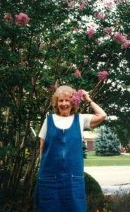 Jane Etta Goeller Cory, 93
