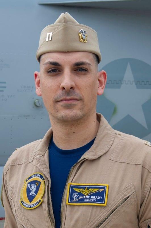 Chesapeake Beach U.S. Navy Pilot to Lead U.S. Navy Rhino Demonstration Team in 2020