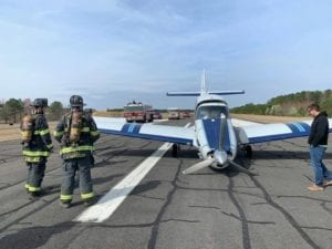 UPDATE: Aircraft Makes Successful Emergency Landing at St. Mary's County Airport, No Injuries Reported