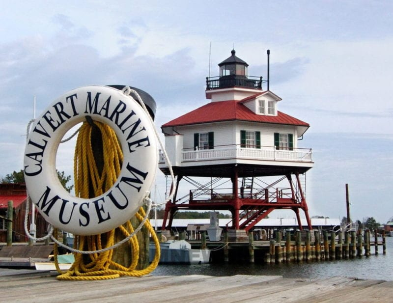 February 2021 Events at the Calvert County Marine Museum