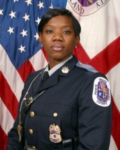 Prince George's County Police Department Announces Passing of Off-Duty Detective