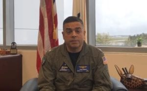 VIDEO: Naval Air Station Patuxent River Confirms First Case of COVID-19, and Closure of Gate 3