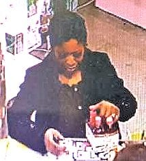 The St. Mary's County Sheriff's Office Seeking Identity of Theft Suspect in Lexington Park