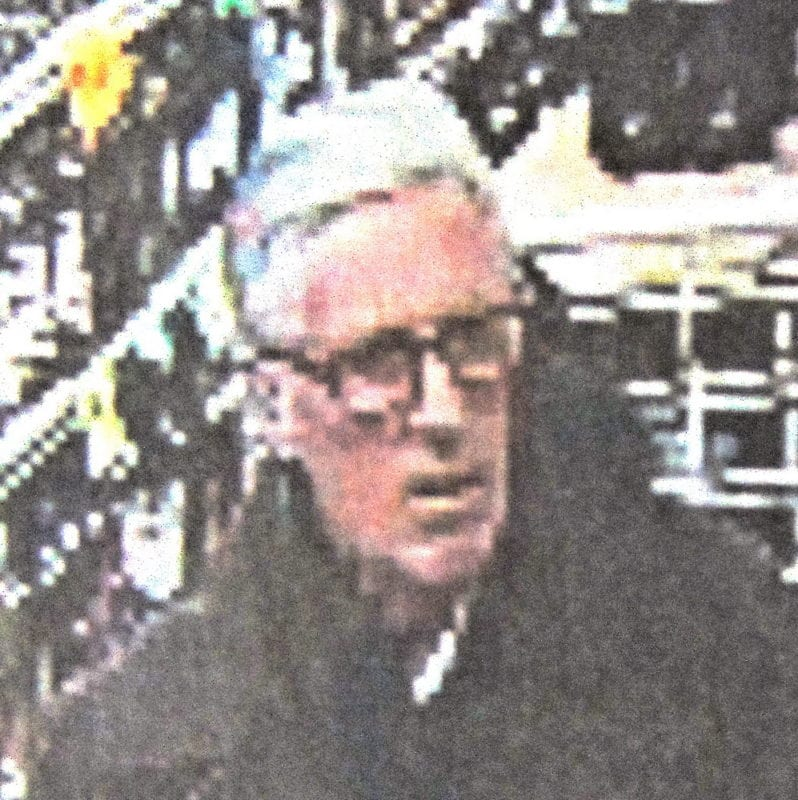 The St. Mary's County Sheriff's Office is Currently Seeking Identity of Theft Suspect in Hollywood