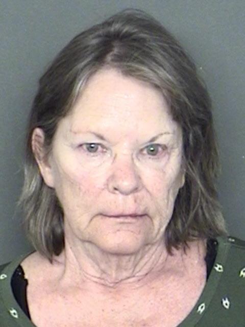 Stephanie Lynn Edwards, 65 of California (Previous Booking Photo)