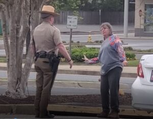 VIDEO: California Woman Arrested for Impaired Driving at 9:45 AM