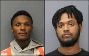 Charles County Sheriff's Detectives Arrested Two suspects in Connection with Series Burglaries to Businesses in the Waldorf Area
