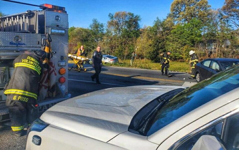 Two Injured, One Flown After Serious Crash in Owings