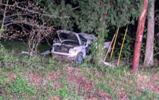 Motor Vehicle Accident in La Plata Sends One to Area Trauma Center