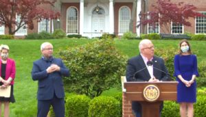 Maryland Governor Larry Hogan and Education Superintendent Dr. Karen Salmon Announce All School Closures Extended to May 15, 2020