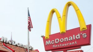 McDonald's Gives Free Meals to First Responders and Healthcare Workers in Southern Maryland