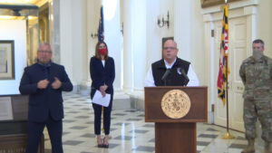 Governor Hogan Institutes Budget and Hiring Freeze Across State Government, Takes Action to Bolster Unemployment Claims Process