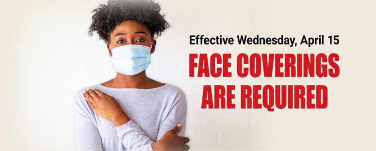Face Covering FAQs: Public Health Order for Enhanced Consumer & Employee Safety