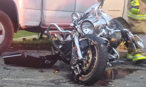 Police Release Name of 61-Year-Old Lexington Park Motorcyclist Killed in Motor Vehicle Collision in St. Mary's County