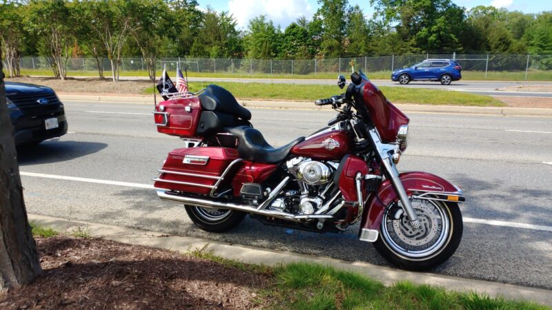 Minor Injuries Reported After Motorcycle Crash in Lexington Park