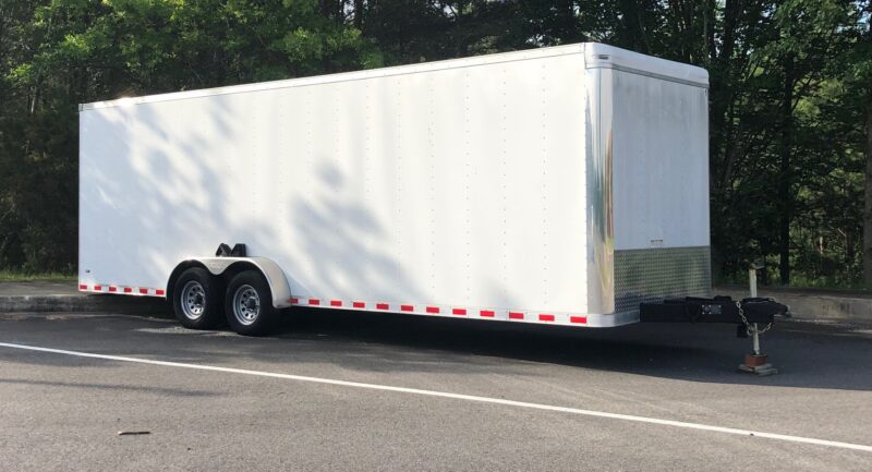 SouthPoint Church Seeking Assistance After Three 24-Foot Trailers Stolen from Property in Leonardtown