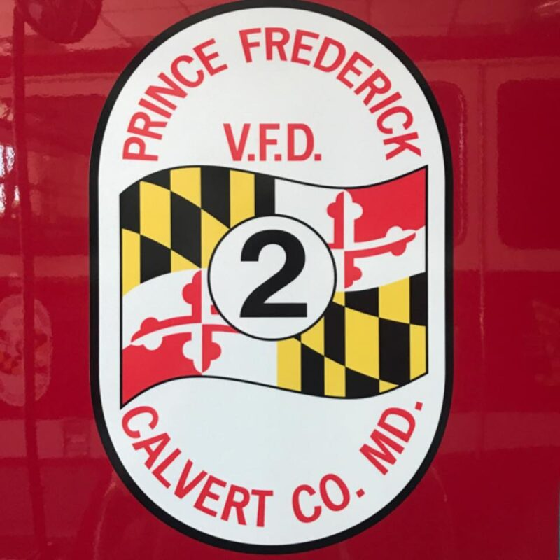 Prince Frederick Volunteer Firefighter Tests Positive for COVID-19, Department Says No Contact with Any Citizens as Firefighter