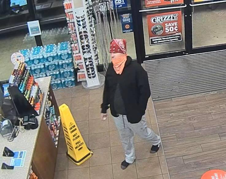 Charles County Sheriff's Office Seeking Identification of Armed Robbery Suspect in Waldorf