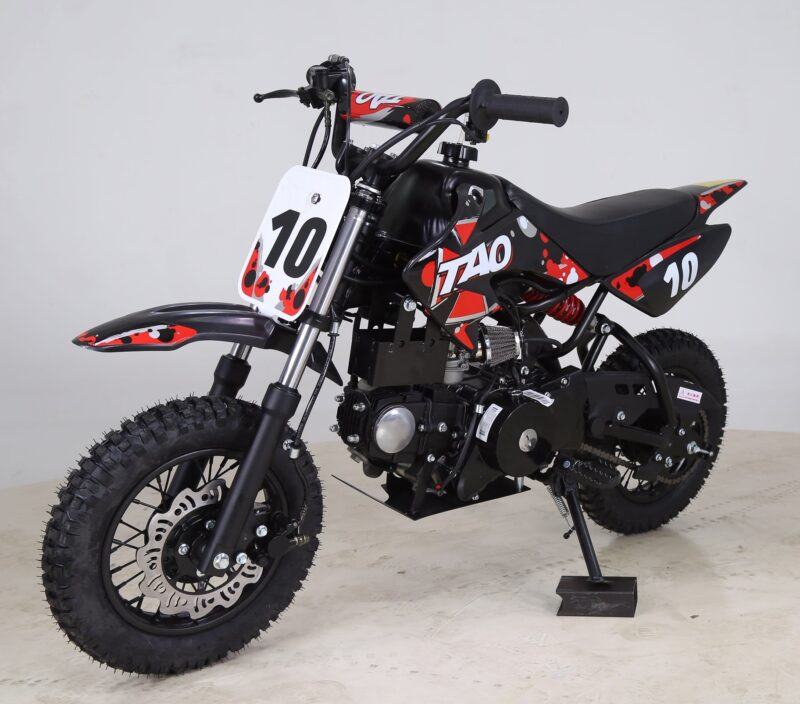 Calvert County Sheriff's Office Seeking Information on Stolen Dirt Bike and Paintball Guns After Commercial Burglary in Prince Frederick