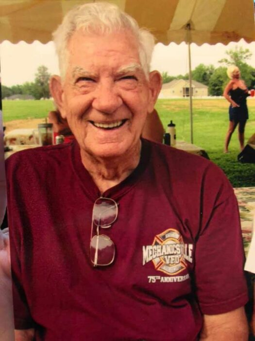 """John Clement Guy, Sr. """"Jackie"""", 85"""