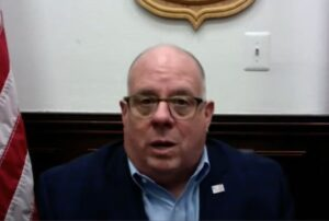 Governor Larry Hogan has National Guard Protecting Coronavirus Test Kits From Federal Government