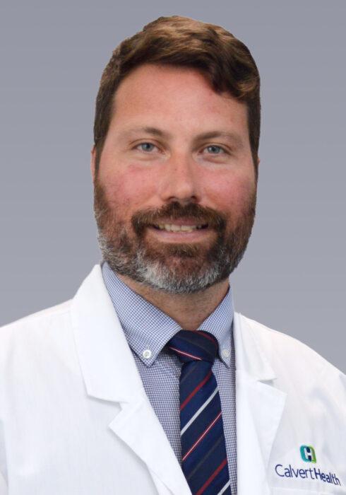Vascular Surgeon Joseph C. Wuamett, MD, RPVI Joins CalvertHealth, Center for Vascular Care