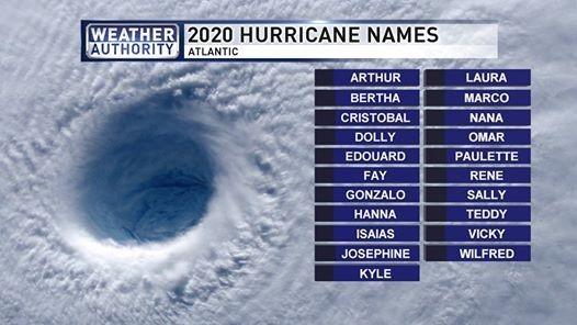 St. Mary's County Hurricane Season 2020 Awareness