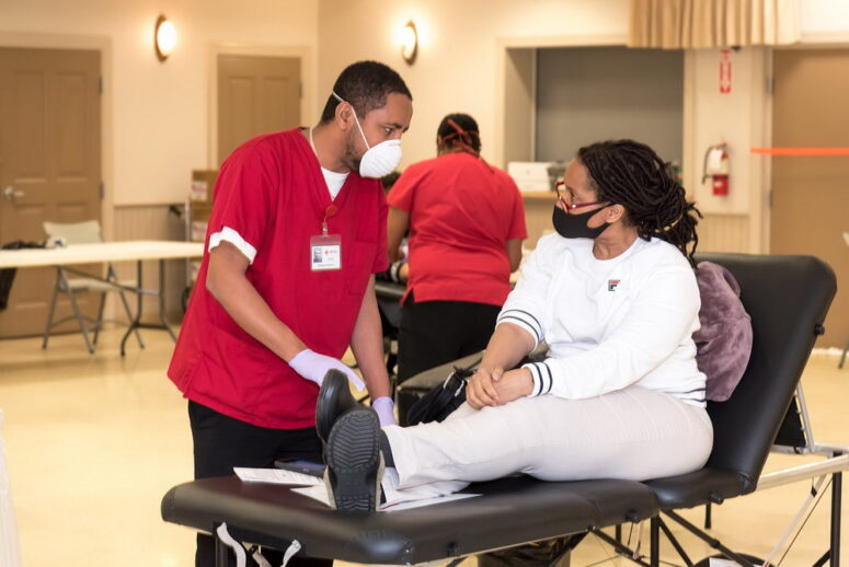 UM Charles Regional Medical Center Blood Drives Gain Outstanding Community Support