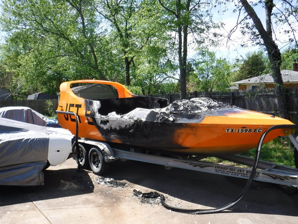 State Fire Marshal Investigating Arson Boat Fire in White Plains