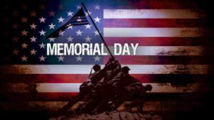 Memorial Day: A Day to Remember the Fallen
