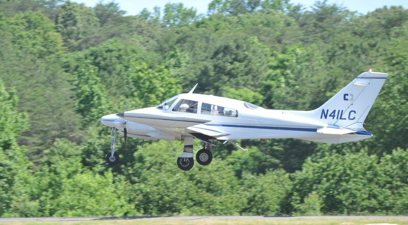 No Injuries Reported After Aircraft Makes Emergency Landing at St. Mary's County Airport in Hollywood