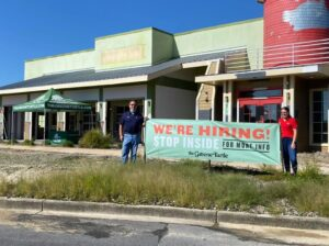 UPDATE: The Greene Turtle Sports Bar and Grille in Wildewood Shopping Center is Now Hiring