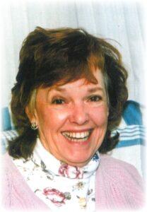 """Sandra """"Sandy"""" (Teears) Black, 78"""