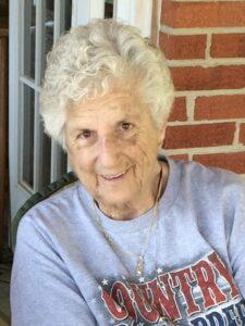 Catherine Louise Hall, 82
