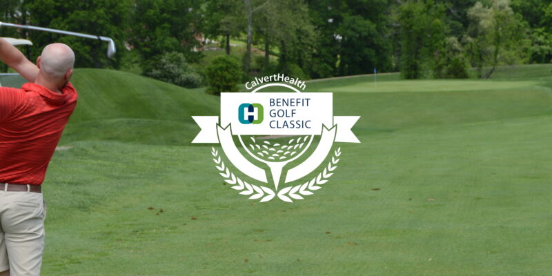 CalvertHealth Foundation 31st Annual Golf Classic Rescheduled and Planned for Monday, October 19, 2020