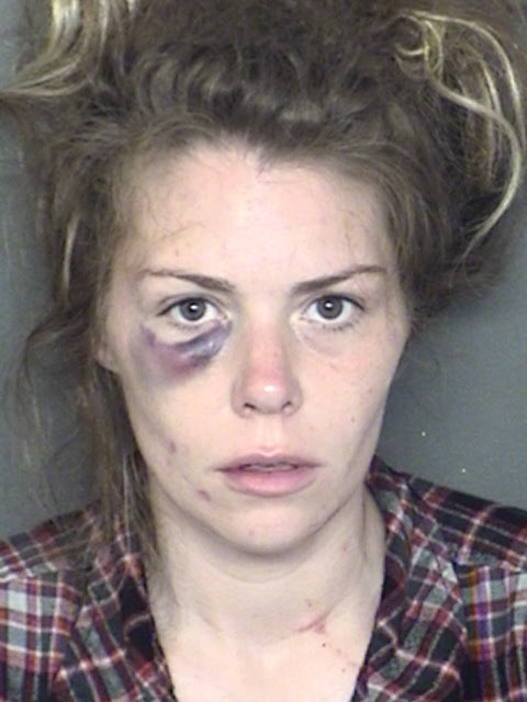 Woman Arrested Twice and Released in Less Than 24 Hours, Charged with Assault, Robbery, and Resisting Arrest