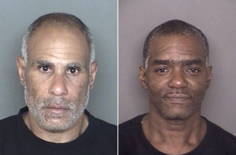 Two Great Mills Men Arrested After Attempting to Steal Lawnmower in Hollywood