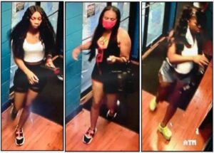 Calvert County Sheriff's Office Seeks  Identities of Theft Suspects