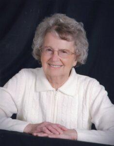 Patricia Carolyn Griffith Biondi, 91