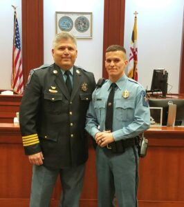 St. Mary's County Sheriff's Deputies Help Save the Lives of Two People in 48 Hours