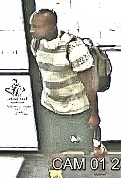 St. Mary's County Sheriff's Office Seeking Identity of Theft Suspect at Lexington Park Foot Locker