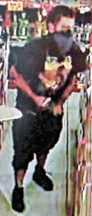 St. Mary;s County Sheriff's Office Seeking Liquor Theft Suspect in Lexington Park