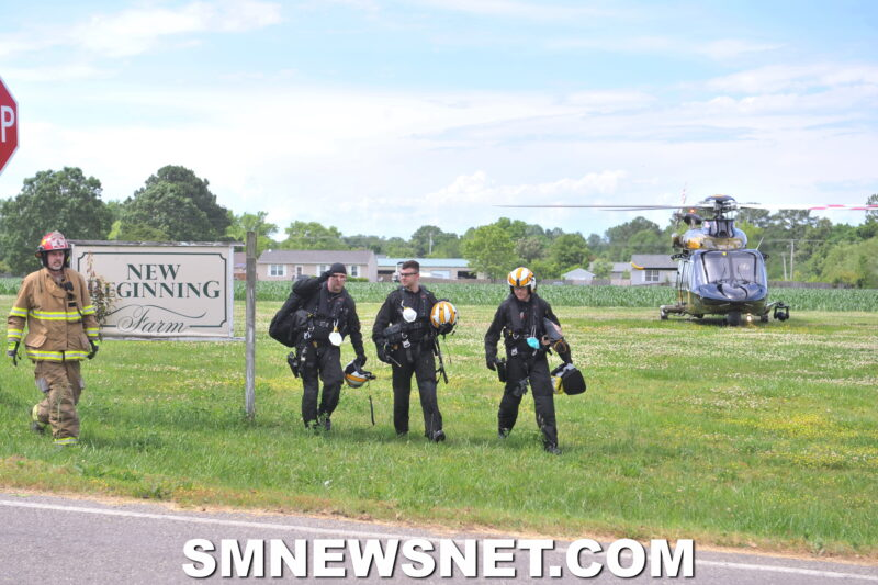 Maryland State Police Virtual Open House Trooper Flight Paramedic Recruitment