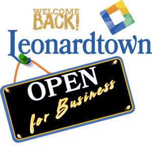Leonardtown Announces Launch of Welcome Back Leonardtown Campaign