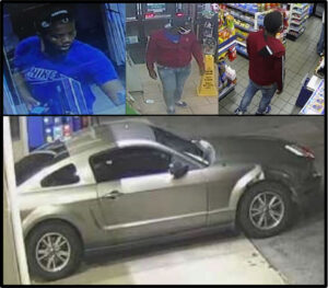 Detectives in Calvert County Searching for Robbery Suspect