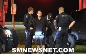VIDEO: Man Arrested for Impaired Driving After Motor Vehicle Collision in Mechanicsville