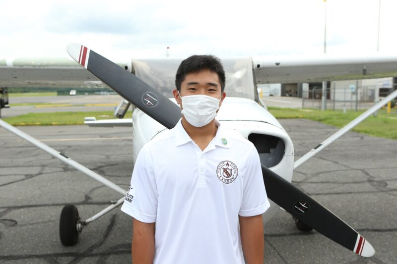 16-Year-Old Aspiring Pilot Taking Flights to Deliver Much Needed PPE and Other Medical Supplies to Hospitals