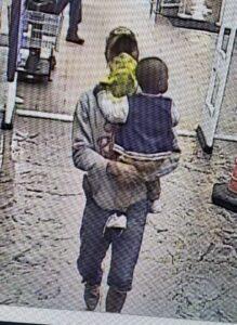 Maryland State Police Leonardtown Barrack Seeking Identity of Theft Suspect at California Walmart