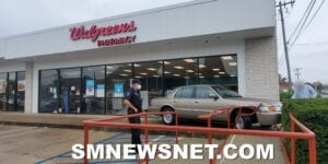 No Injuries Reported After Vehicle Strikes Walgreens Pharmacy in Lexington Park